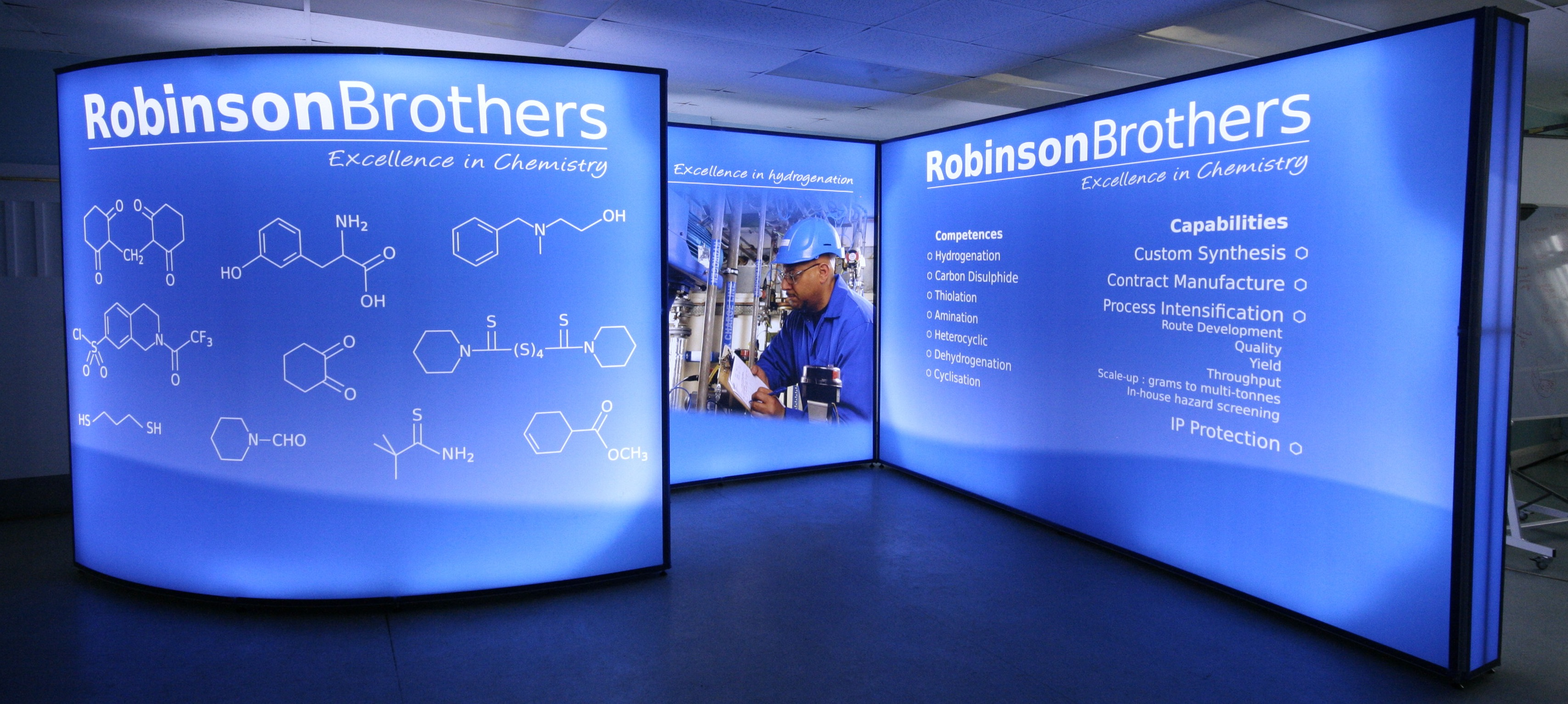 Exhibition Stand Lighting Uk : Pod exhibitions news top tips to attract and engage