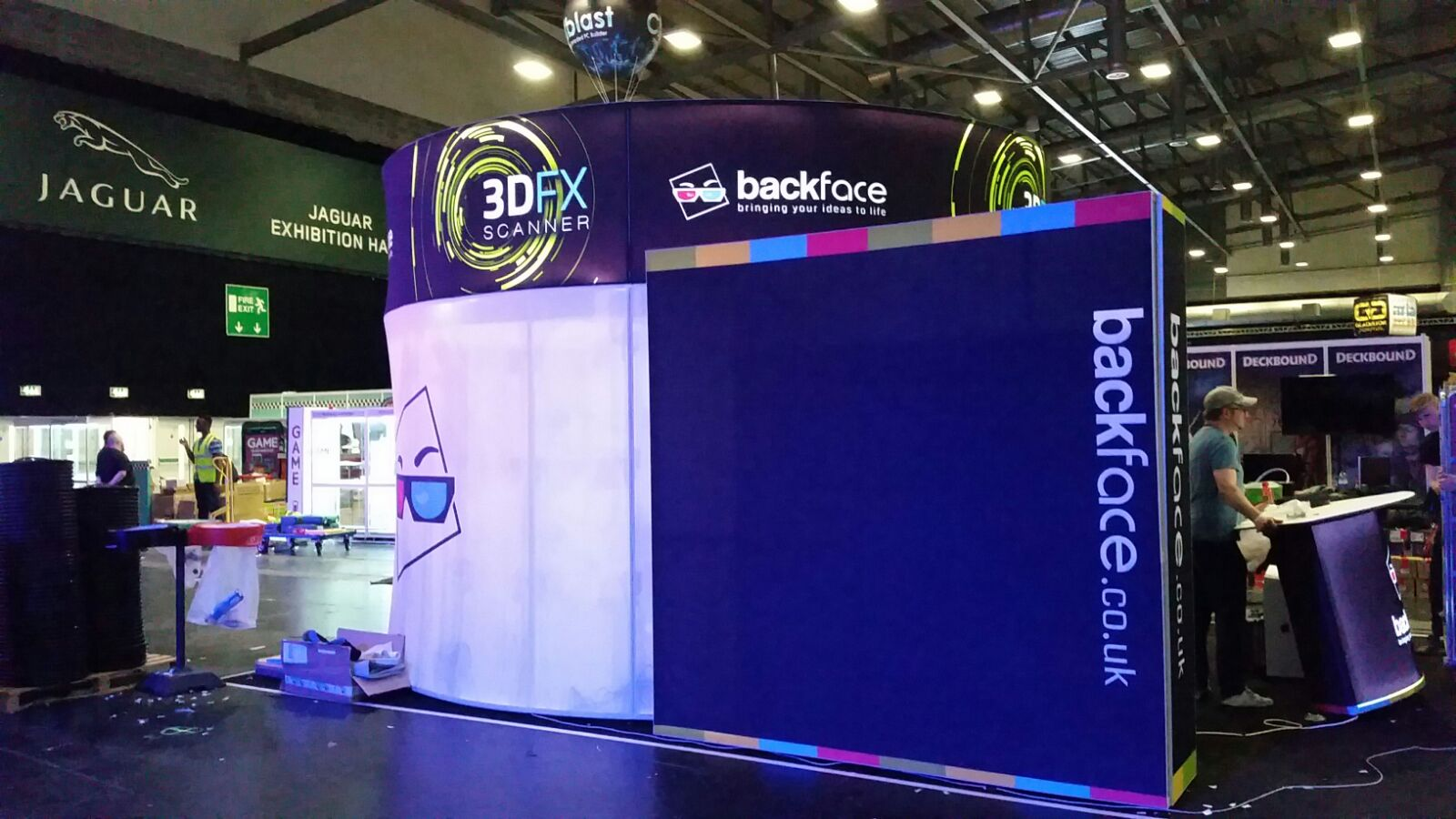 Exhibition Stand Builders Coventry : Select a project
