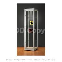 Dust Proof Display Cabinet Airtight Display Case Dust Free