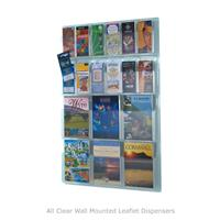 All Clear Leaflet Dispensers