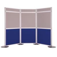 Mightyboard Exhibitor System - Display Board Kit C