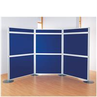 Mightyboard Exhibitor System - Display Board Kit D