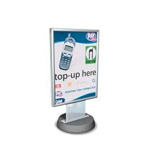 Defender 30x40 Inch Display Forecourt Sign