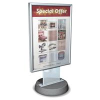Defender 40x60 Inch Display Forecourt Sign