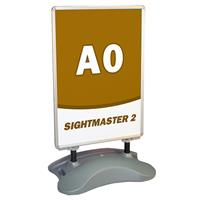 Sightmaster 2 - A0 Forecourt Sign