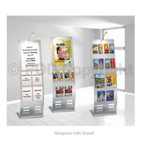 Hargrave Info Stand Kit
