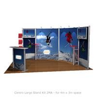 Centro Large Stand Kit 2MA
