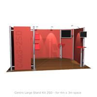 Centro Large Stand Kit 2SD