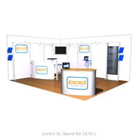 Centro XL Stand Kit 1670