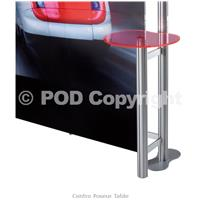 Centro Poseur Table