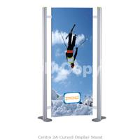 Centro 2A Curved Display Stand