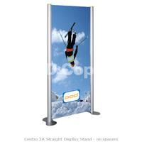 Centro 2A Straight Display Stand