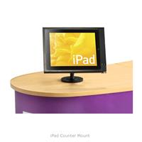 Electrum iPad Counter Mount