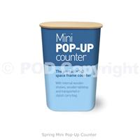 Spring Mini Pop Up Counter