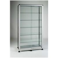 Britannia Wide Aluminium Framed Tower Showcase