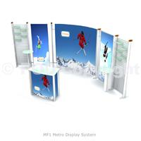 Metro MF1 Display Stand