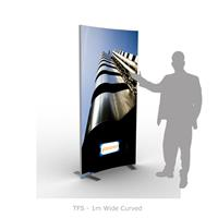 TFS - 1m Wide Curved