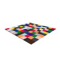 Temporary Floor to fit 3x3m Space - Solid Colour