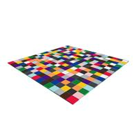 Temporary Floor to fit 5x5m Space - Solid Colour