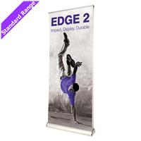 Edge 2 Double Sided Roller Banner Stand
