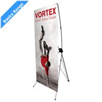 Vortex Tension Banner Stand