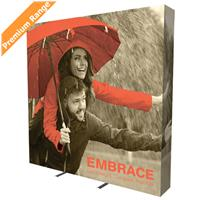 3x3 Embrace Tension Fabric Pop Up