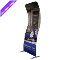 Formulate Curl Fabric Graphic Stand