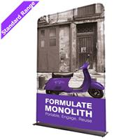 Formulate Monolith Fabric Stand