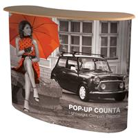 Large Pop Up Counter