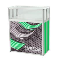 Gear Edge Display Counter