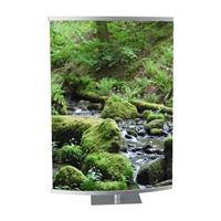 OCTApole Convex Curved Banner Stand