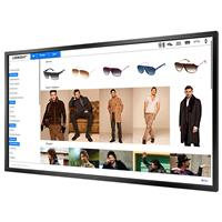 Wall Mounted Multi Touch Screen Display