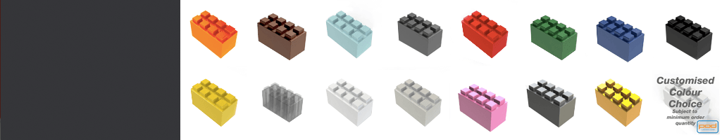 EverBlock - Universal modular building blocks from POD