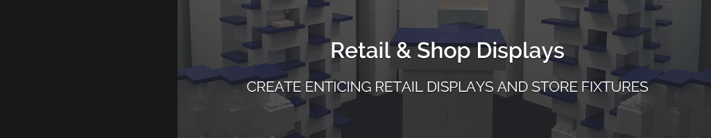 Simply create impressive retail displays with EverBlock