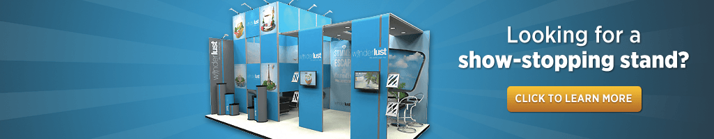 CONTACT US -  -  Let us help you plan, design & build your exhibition display stand - use our years of experience to help you !