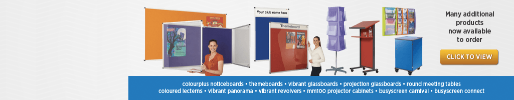 PRESENTATION DISPLAYS - We offer a wide range of quality presentation products.